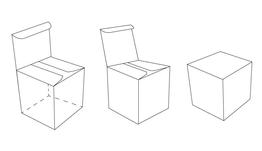 Mini Box Printing Print Custom Trading Cards Boxes