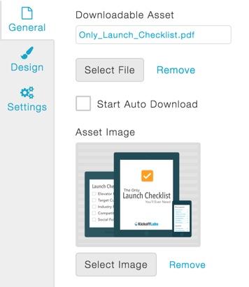 New Theme - Digital Download Reward Thank You Landing Page