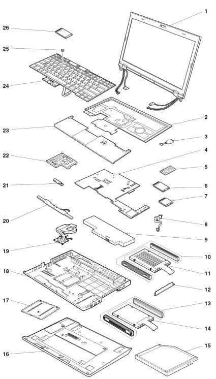 lenovo keyboard diagram