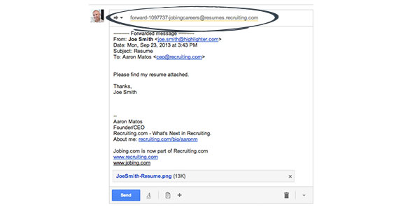 How to Use Email-to-CRM