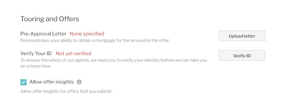 Pre-Approval upload \u2013 Redfin Customer Service