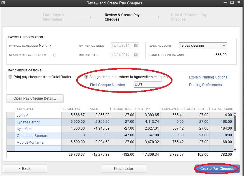 Import QuickBooks Desktop Software Payroll into Telpay \u2013 Telpay