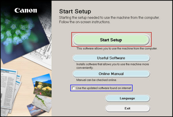 Canon Knowledge Base - Setting up the MG3020 or MG3022 Printer for