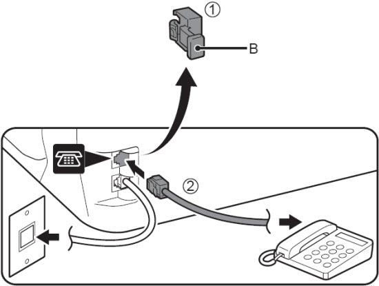 Canon Knowledge Base - Receiving a fax manually MX350