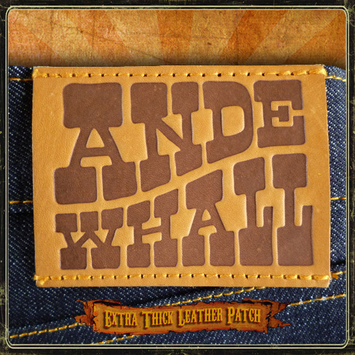 Ande Whall - Denim