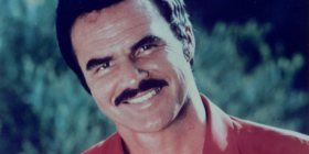 Burt Reynolds (1936-...) - American stand-up comedian