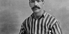 Caesar Jenkyns (1866-1941) - Welsh international footballer