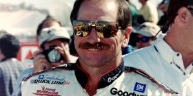 Dale Earnhardt (1951-2001) - American race car driver