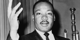 Martin Luther King (1929-1968) - American clergyman & activist