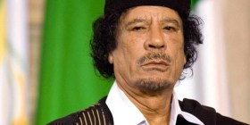 Mouammar Gaddafi (1942-2011) - Brother Leader in Libya