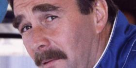 Nigel Mansell (1953-...) - British racing driver