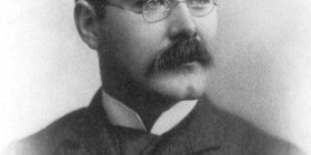 Rudyard Kipling (1865-1936) - English poet, short-story writer