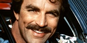 Tom Selleck (1945-...) - American actor