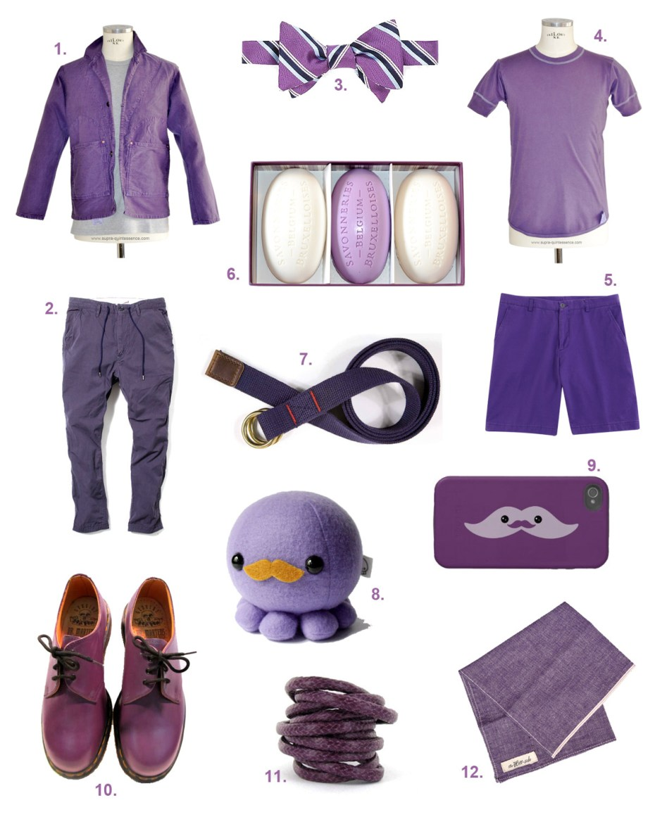 purple selection supra-quintessence look