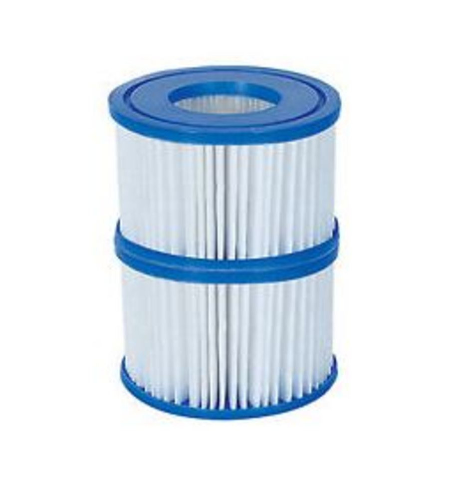 Water Filter Voor Zwembad Bestway Lay Z Spa Filter Cartridge Vi 2 Filtercartouches Voor Bestway Spa S