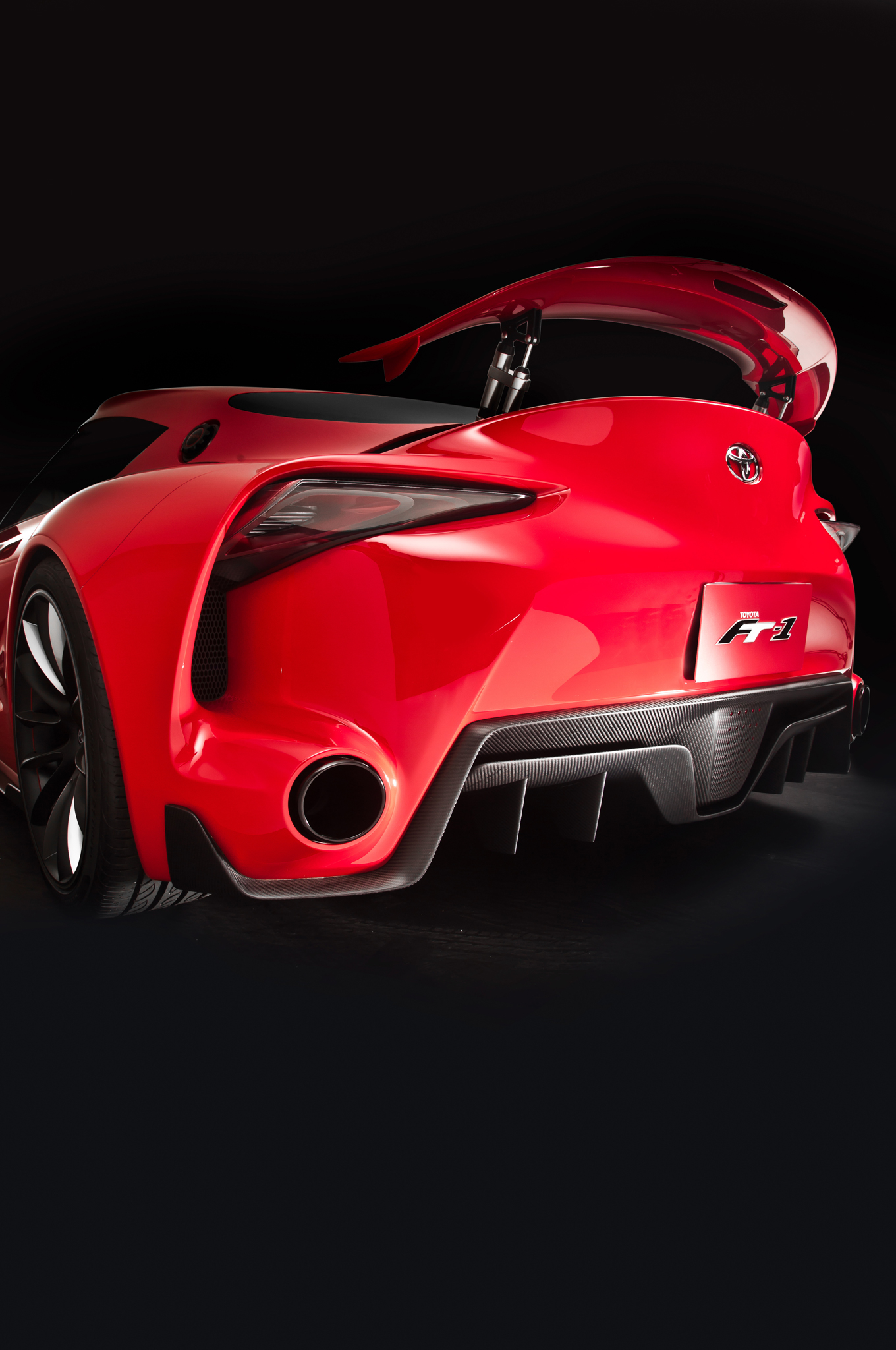 Car Enthusiast Toyota Ft-1 Cool Hi-res Wallpapers | Supramkv - 2020
