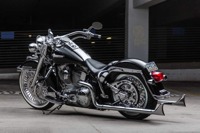 2006 Harley Davidson Cholo Style Heritage Softail Just