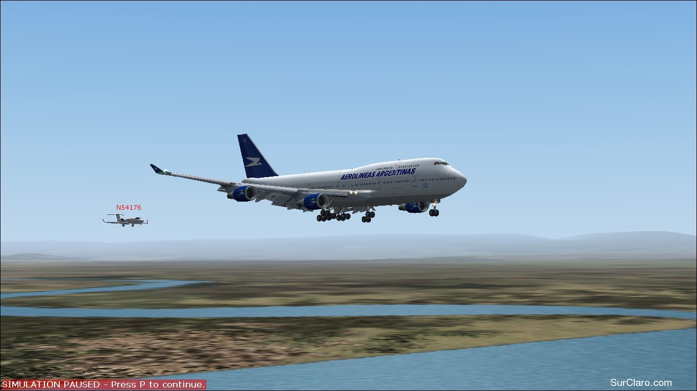 Aviation Aircraft Fs2004 Landing In Guayaquil (18489) Surclaro Photos