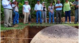 Esferas precolombinas de Costa Rica Patrimonio Cultural de la Humanidad