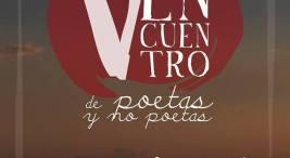 V Encuentro de Poetas