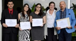 Entregados Premios Fernando Soto Harrison 2014