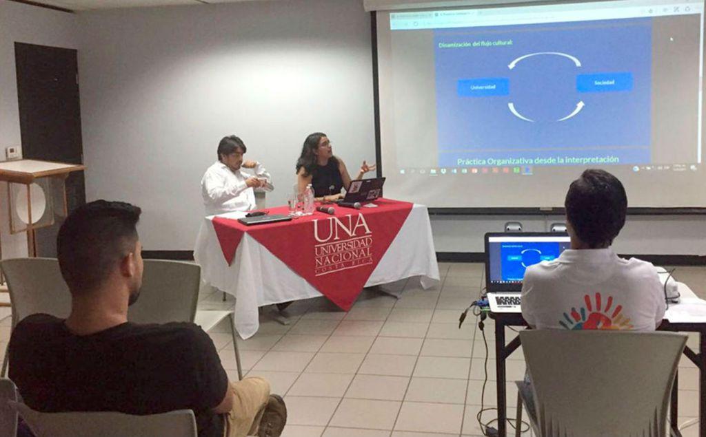 UNA Vivencias interculturales desde la extensión universitaria