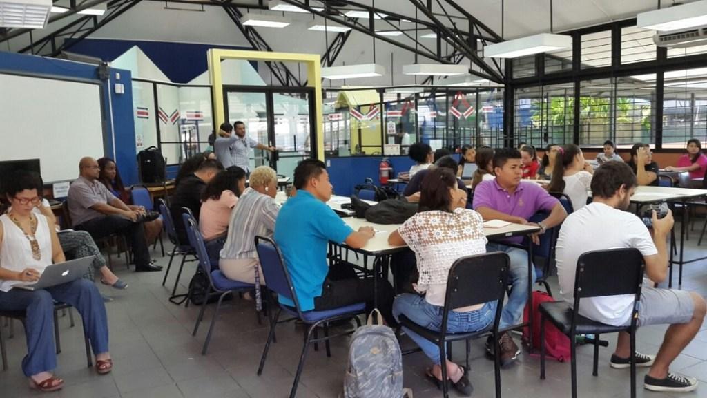 Sede del Caribe convoca a docentes y estudiantes para discutir sobre la acción social3