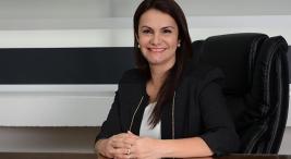 Vicerrectora Marjorie Jimenez