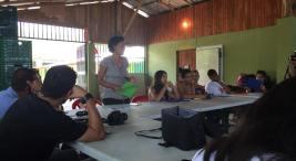 Comunidades convocadas por FEDEAGUA proponen mayor articulacion regional