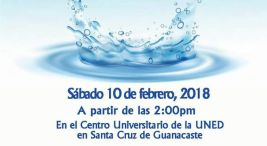 Conversatorio Problematica del Agua en Costa Rica