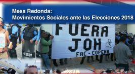 Movimientos sociales ante las elecciones 2018b