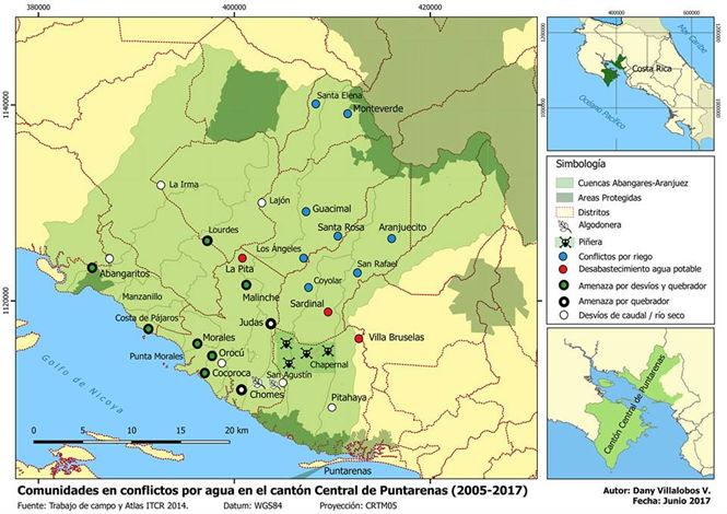 Foro Por la defensa de los rios del Pacifico Central de Costa Rica3
