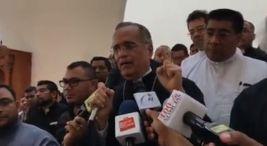 Iglesia catolica de Nicaragua exhorta al pueblo a no rendirse ante intimidaciones