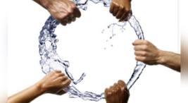 Tomada del FB Mi agua no se negocia