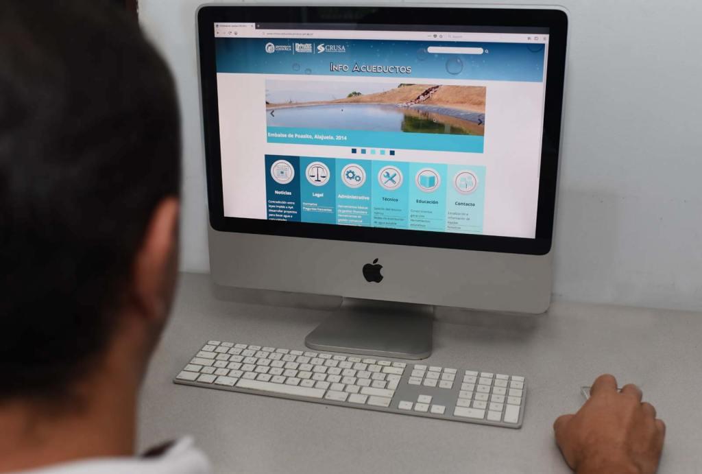 UCR Infoacueductos es el nuevo sitio web de informacion sobre el recurso hidrico2