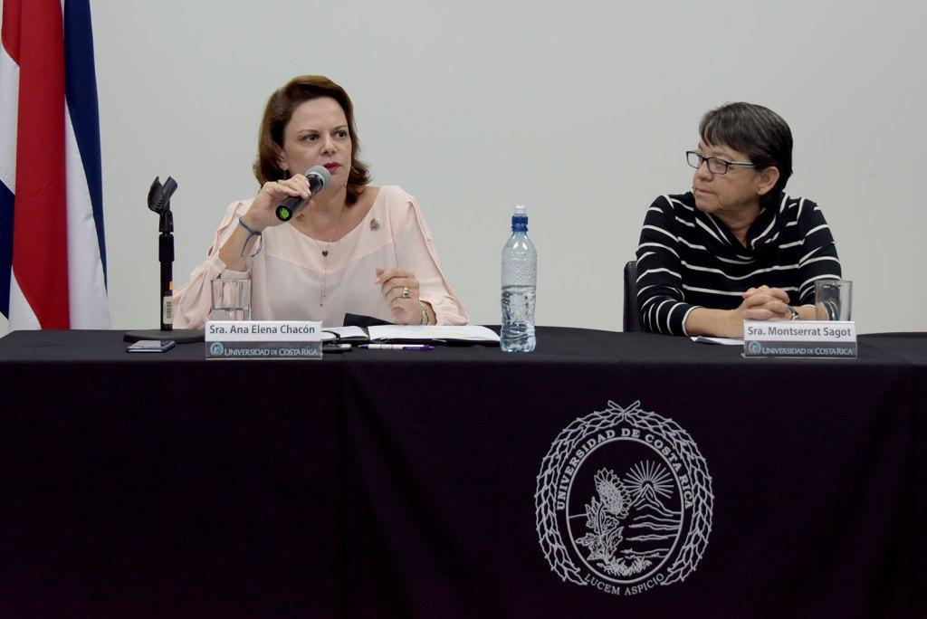 UCR Vicepresidenta Ana Helena Chacon llama a seguir lucha por la igualdad3