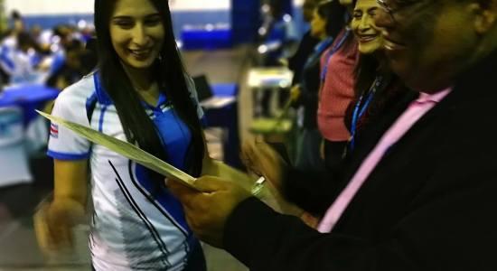 UCR rinde homenaje a sus atletas