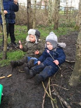 forest school fun day