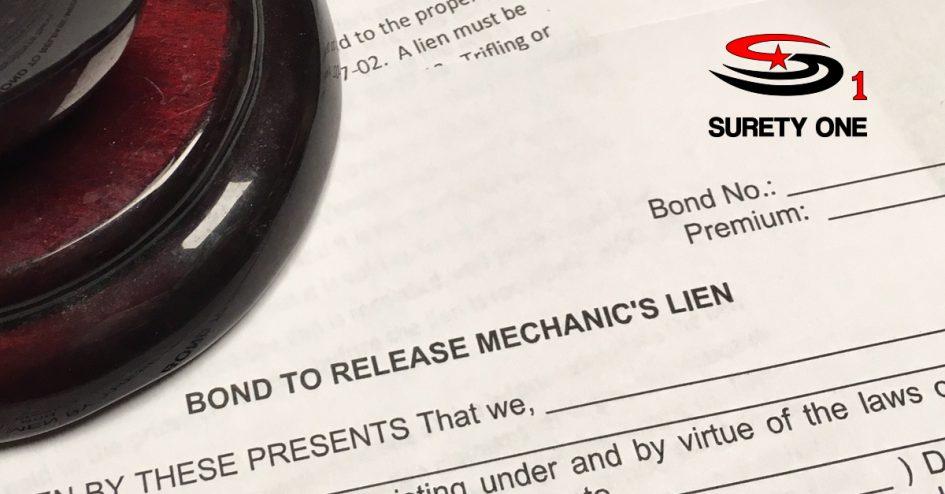 north dakota mechanic\u0027s lien release bond
