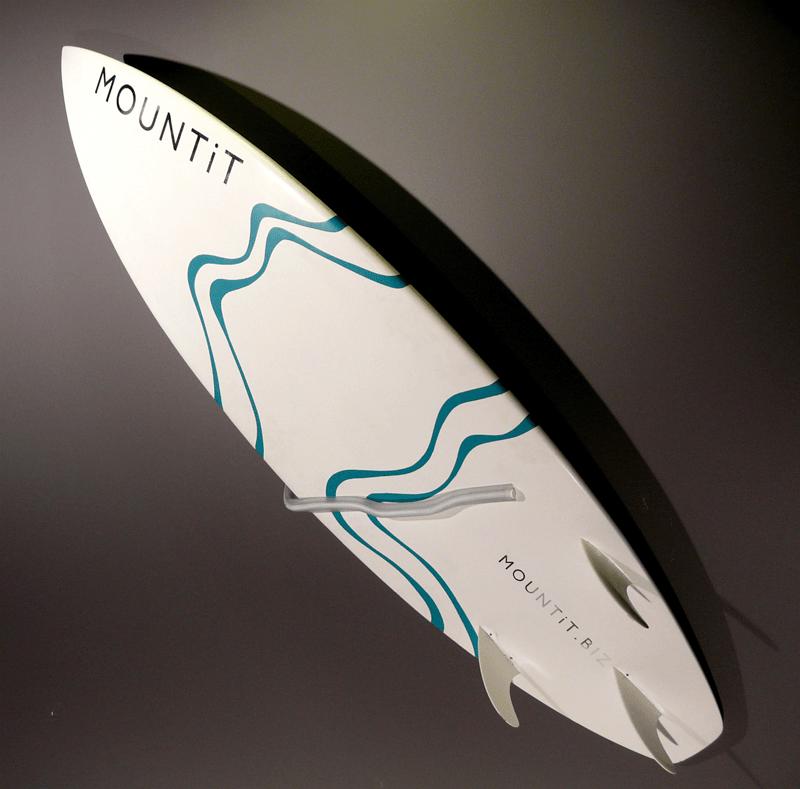 Surfboard Decoration  Surfboard Wall Mount, Surfboard
