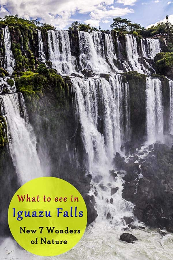 Cheapest Car To Rent What To Do In Iguazu Falls New 7 Wonders | Travel Blog