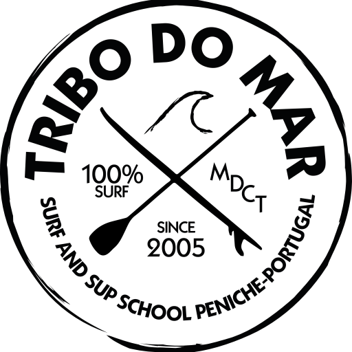 Surf & Sup School - Tribo do Mar | Peniche, Portugal Logo