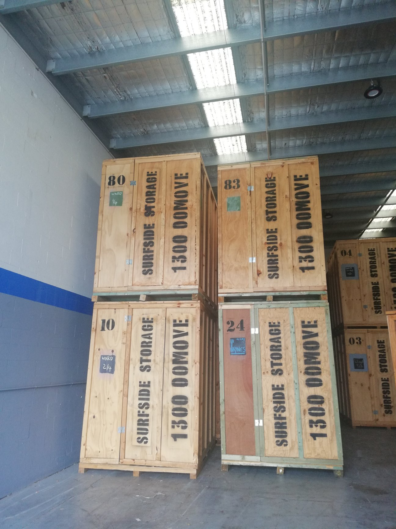 Office Furniture Central Coast Secure Central Coast Storage Removalist Central Coast