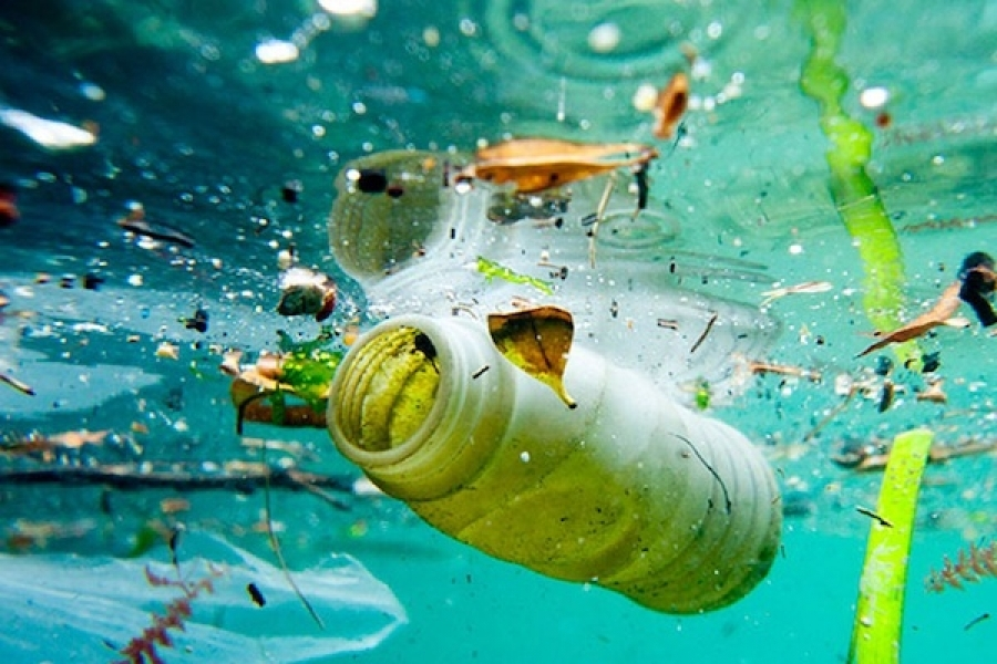 Five Countries Are Responsible For 60 Of Plastic