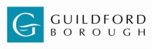 Guildford Borough logo!
