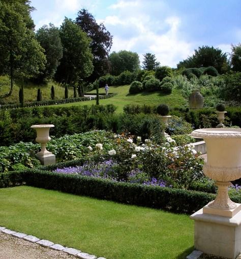 Cherkley Court gardens