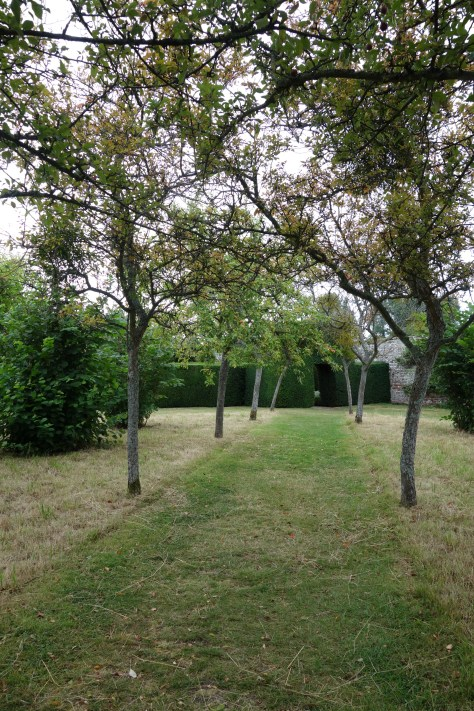 Penshurst place orchard