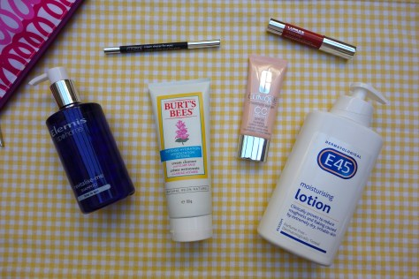 Late Summer beauty products