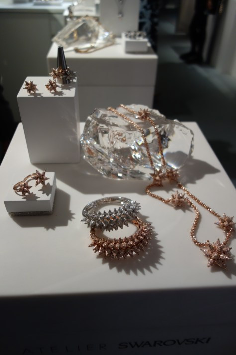 London Fashion Week jewellery