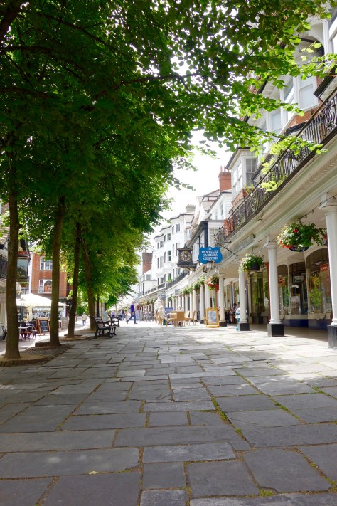 Tunbridge Wells Pantiles